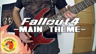 Fallout 4 - Main Theme (Metal Cover)