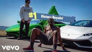 Drake - God's Plan - FORTNITE PARODY (Official Music Video) width=