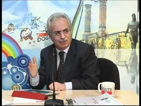 Erzurum Teknik Üniversitesi Rektörü Prof. Dr. Muammer YAYLALI Doğu TV Ekranlarında