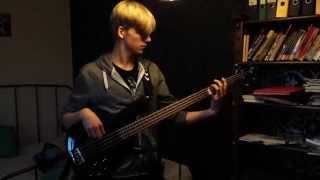 System of a down Revenga bass cover