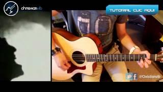 Pobre Soñador EL TRI Acustico Cover Guitarra