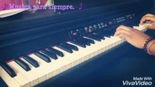 Alas-versiunea la pian.