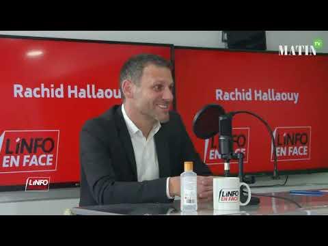 Video : L'Info en Face avec Lionel Piquer