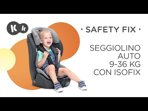 Seggiolino Auto Kinderkraft Safety Fix