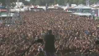 EXODUS - Extreme wall of Death @ Wacken Metal Festival 2010 !!