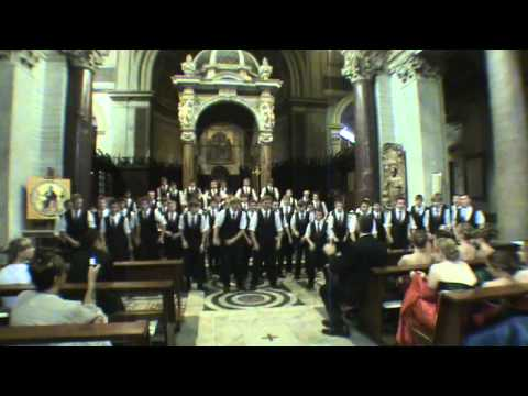 Choir Report: Musica Sacra a Roma 2011 – Hoërskool Jeugland Boys Choir (ZA)