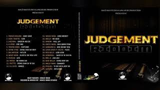 IKNOW - PULL UP [Judgement Riddim]