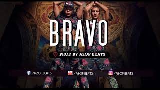 | BRAVO | AFRO HARD TRAP HIP HOP BEAT INSTRUMENTAL| AGRESSIVE RAP BEATS ( PROD BY AZOF BEATS )
