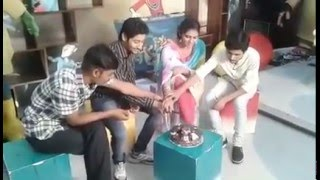 Sairat Team Celebration | Rinku Rajguru | Akash Thosar | Nagraj Manjule