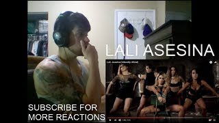 Lali - Asesina (Videoclip Oficial) (Reaction)