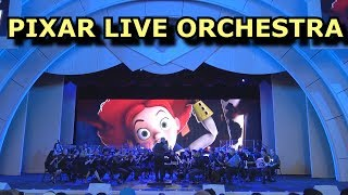 The Music Of Pixar Live HIGHLIGHTS from Toy Story - Disney's Hollywood Studios