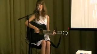 Rufus Wainwright — Hallelujah  (cover) - Masha Veshtebei