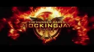"""Mockingjay"" Trailer w/ Spongebob"