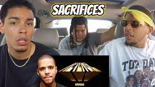 Dreamville - Sacrifices ft. EARTHGANG, J. Cole, Smino & Saba   REACTION REVIEW