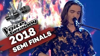 Tom Odell - Another Love (Eros Atomus Isler) | The Voice of Germany | Halbfinale