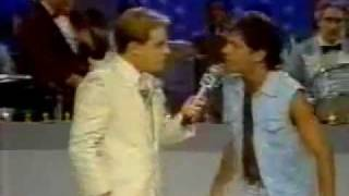 Cazuza - Exagerado (Viva a Noite - TVS/SBT)