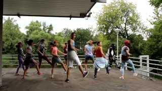 """Stephen Marley, Damian Marley & Buju Banton - The Traffic Jam"" Choreography by Alexander Nikiforov"