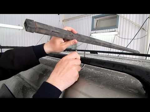 Как сделать багажник своими руками?
