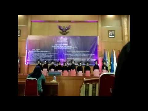 Penampilan Padus Lomba Vokal Grup Lagu Daerah