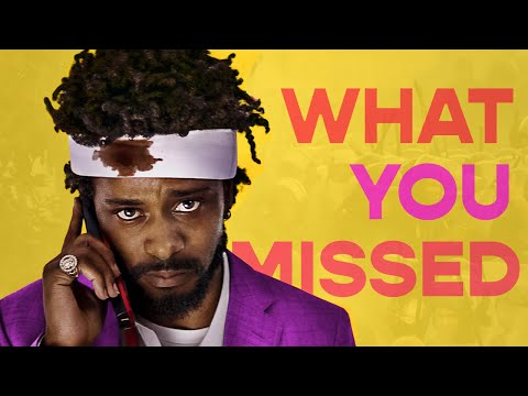 The Most Important Line in Sorry To Bother You