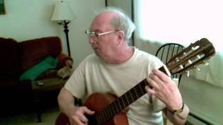 """Saudade vem Correndo"" - Luiz Bonfa (played by Bill Dee)"