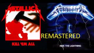 Metallica reissues + bonus material! - Otep, Lords of War - new King 810 - Entombed A.D.