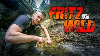 SURVIVAL: FRITZ vs WILD - 48 Stunden Survival Challenge - Episode 1 | Fritz Meinecke