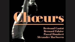 Bertrand Cantat - Le choeur des oiseaux