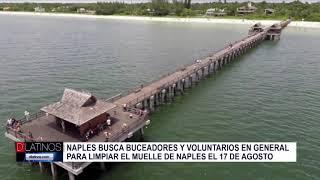 Ayudemos a limpiar el muelle de Naples