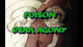 Dear Agony - Poison [Lyrics]