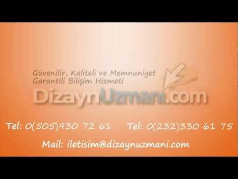 Dizayn Uzmanı - İzmir Web Tasarım, Web Design, Kurumsal Site