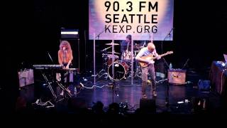 Tennis - Seafarer (Live on KEXP)