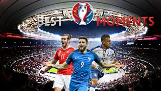 Euro 2016 Best Moments in Slow Motion • Part 1