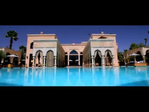 PALAIS NAMASKAR HOTEL, MOROCCO – VIDEO PRODUCTION LUXURY TRAVEL RESORT FILM