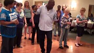 Dennis's new dance  Ethan Easy E  song Always There artist Side Effect..