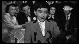 """Joselito en EL PEQUEÑO RUISEÑOR  canta """"La campanera"""" en HD"""