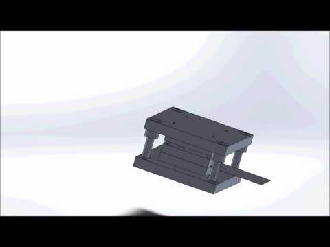 Delme Kesme Kalıbı Tasarımı (Atilla Özay)