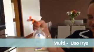 Multiuso Irys - Produto Natural, ph neutro