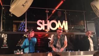 Shomi @ La Rocca: Delafino & Sakso LIVE