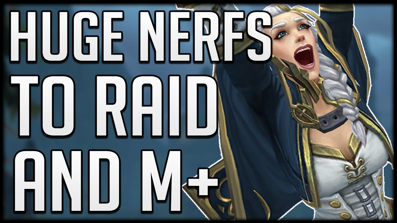 SignsOfKelani - SO MANY HUGE NERFS COMING For Dungeons & Raids!