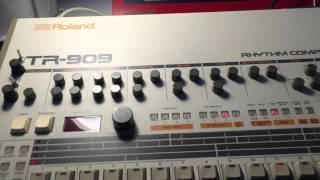 Roland MC202/TR707/909 Polynomial C - Aphex Twin short cover