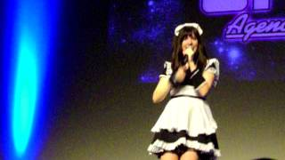 Hana chan des Japan idols agency a la japan event 2012