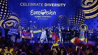 Pápai Joci sikere az eurovíziós dalversenyen