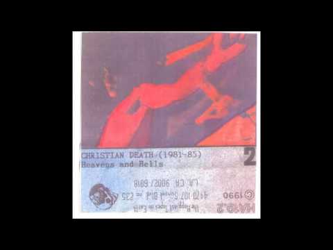 christian-death-into-the-light-1982-rozz-williams-family