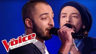 The Voice 2016 | Clément Verzi VS Sofiane - I Follow Rivers (Lykke Li) | Battle