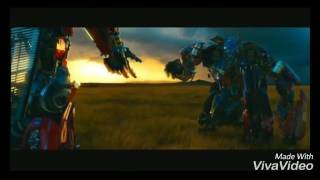 Transformers AMV [LIVE LIKE A WARRIOR]