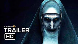 THE NUN Official Trailer (2018) Horror Movie HD