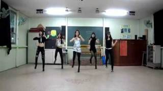 [4MINUTE-HUH] KOREAN HIGH SCHOOL GIRLS DANCE COVER