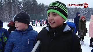Зимний спортивный фестиваль объединяет