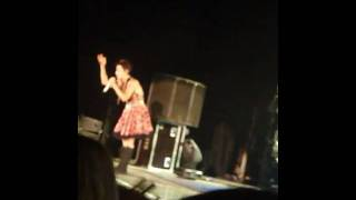 The cranberries - Time Is Ticking Out live moscow